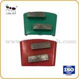 Различные типы металлических Бонд алмазные шлифовальные пластину для конкретных
