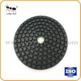 China 3inch 80mm de Natte Oppoetsende Stootkussens van de Diamant