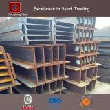 Fascio d'acciaio laminato a caldo della struttura d'acciaio H (Ipe Hea Heb)