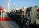 45/33 Detector de metales de las zonas de los escáneres corporales de la policía, centros de reunión SA300S