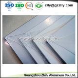 Clip décoratifs en aluminium gaufré de faux plafond avec la norme ISO9001
