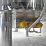En acier inoxydable réservoir mélangeur de chauffage pharmaceutique chemisé cuve de mélange
