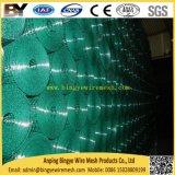 Rete metallica ricoperta/vinile saldata del PVC