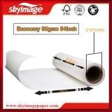 "90 gramos Anti-Curled Sublimación de tinta papel 54"" de ancho para dx-5/7/Tfp"