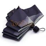 Nuovo punto ombrello pieghevole Anti-UV unico pioggia/di Sun