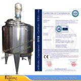 500literミルクおよびCreeamの低温殺菌のための電気暖房のバッチ低温殺菌器