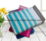 Può stampare i vestiti delle donne delle donne degli uomini di marchio imballare i sacchetti di bolla insieme al sacchetto dei sacchetti di plastica dei sacchetti impaccanti dei vestiti di commercio elettronico