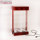 형식 LED 점화 Sunglass 케이스 발광 다이오드 표시 위원회 나무 상자