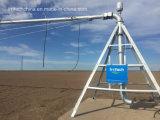 Agua de China que asperja el sistema de irrigación de centro del pivote con el arma del extremo