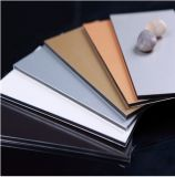 El panel plástico compuesto de aluminio nano