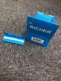 Papier de roulement non blanchi de cigarette de chanvre organique