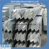 Cornière d'acier inoxydable d'AISI 201/304/321/316 d'usine