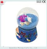 personalizado de resina Loja Globo de neve
