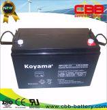 Potência do MGA UPS Deep-Cycle recarregável Bateria Lead-Acid 12V 120Ah Rua Bateria da Luz Solar Elétrico