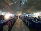 Heißer Verkauf 2017 weißer AluminiumFloding ZeltGazebo für Hochzeit