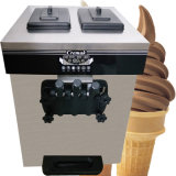 O gelado creme comercial profissional Maker