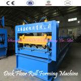 Het hoogwaardige Broodje die van het Blad van de Vloer van Decking van de Kwaliteit de Fabriek van de Machine vormen