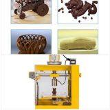 Stampante dell'alimento del cioccolato 3D dell'ugello di /FCC/RoHS del Ce singola