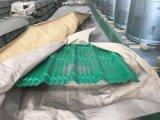 Цвет стального листа крыши, зеленый цвет кровельных материалов на складе, Cheappest кровельных материалов на складе