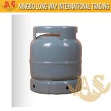Bombola per gas dell'acciaio senza giunte di sicurezza della bombola per gas di GPL