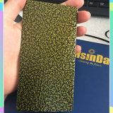 Capa del polvo de la textura de la grieta del cocodrilo de la antigüedad del nuevo producto de Hsinda