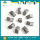 Твердосплавные режущие блоки для строительства щитка