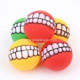 Nuova sfera dei denti di cane del giocattolo dell'animale domestico di arrivo, regalo di promozione