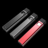 미국 시장 Cbd/Thc 기름 Vape 펜 시동기 장비에서 최신 가장 새로운 폐쇄계 깍지 Ecig 1.0ml