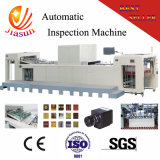 Máquina de inspección de alta velocidad para código de barras