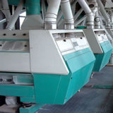 Automatic All-Purpose Compacting Wheat Flour Mill
