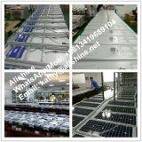 Lámpara al aire libre solar de la luz de calle del precio de fábrica los 6m los 7m poste 40W LED