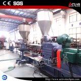 Машина для гранулирования винта PVC LDPE MDPE HDPE параллельная твиновская