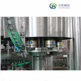 Máquina de enchimento de bebidas refrigerantes bebendo a linha de máquinas de enchimento