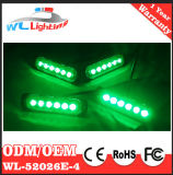 Grade verde Lighthead do diodo emissor de luz