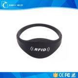 Braccialetto programmabile su ordinazione di stampa RFID di costo promozionale