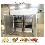 O calor do gás ou elétrico frutas alimentos para peixes máquina de secagem do secador