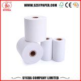 OEM de la fábrica de papel térmico para POS 65GSM