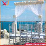 결혼식을%s 싼 강철 또는 알루미늄 식사 의자 또는 대중음식점 또는 호텔 또는 옥외 또는 연회