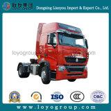 Sinotruk HOWO-T7h 4X2 트랙터 트럭 400HP-540HP