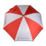 紫外線二重層を広告する大きい人様式はゴルフ傘を保護する