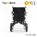 Form-Ausrüstungs-älterer behinderter elektrischer Falz angeschaltener Rollstuhl