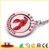 Presente feito sob encomenda relativo à promoção Keychain da lembrança do metal do logotipo