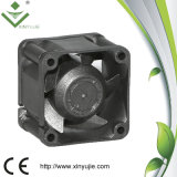 Bewegliche Beispiel-industrielle Waren-Energien-maximaler elektrischer Ventilatormotoren super dünner axialer Gleichstrom-Motor
