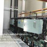 Cámara Frigorífica refrigerados con Bitzer la unidad de condensación.