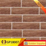 150x800mm de pared de aspecto rústico de madera mosaico de baldosa cerámica (GP18007)