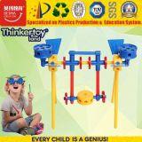 A buon mercato 2016 i più nuovi giocattoli di plastica della particella elementare per i bambini
