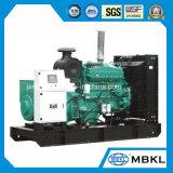 80квт/100ква дизельные силовые/электрические/Silent/Открыть Cummins генератор с генератора переменного тока Stamford