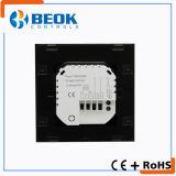 Termóstato electrónico de la calefacción del aparato electrodoméstico para el sistema de la calefacción por el suelo