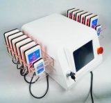 perda de peso fria do laser de 650nm Lipolaser que Slimming a máquina