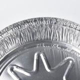 Блюдо из алюминиевой фольги